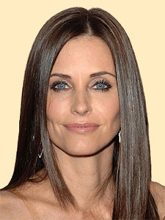Courtney Cox With Long Hair Medium