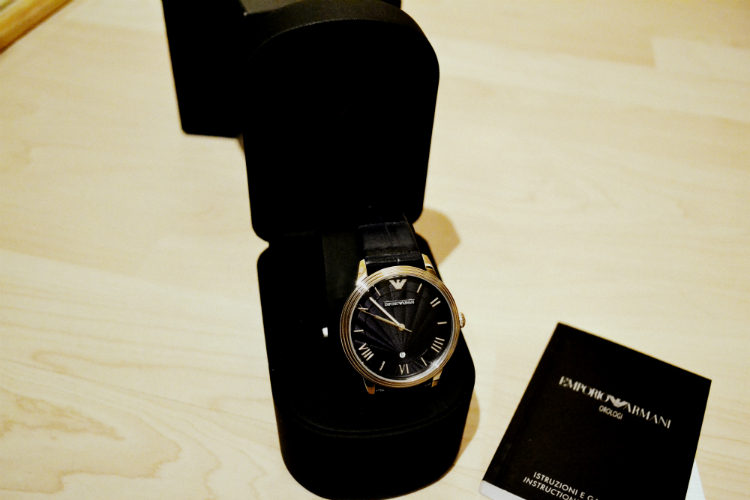 watches armani emporio
