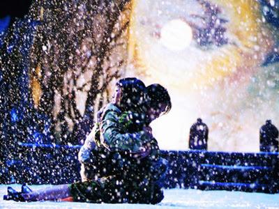 Ảnh mùa đông - tình yêu đẹp buồn - mùa đông yêu thương lạnh giá