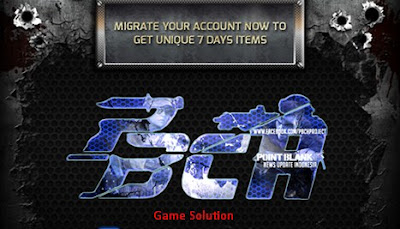 Cara Migration/Transfer Akun ID Point Blank Gemscool ke Point Blank Garena
