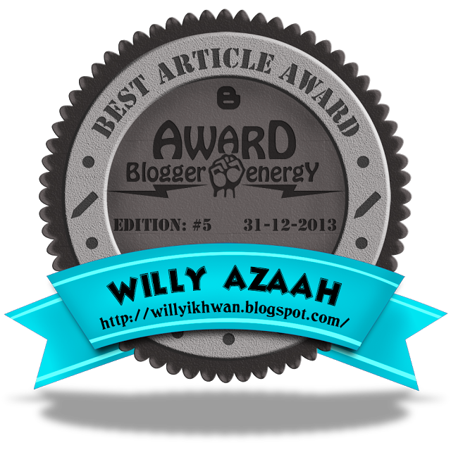 Award Khilaf :)