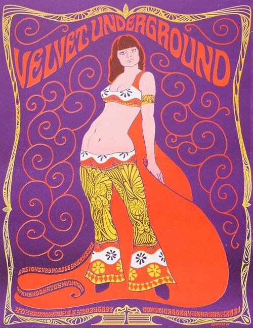 Fashion Art Toronto Poster