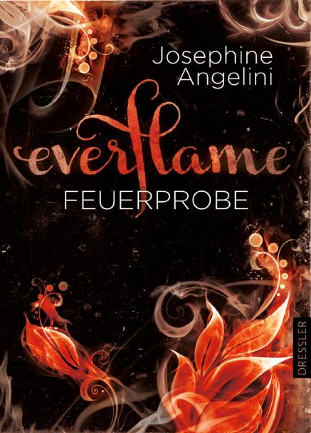 Everflame Feuerprobe Buchreihe Deutsches Cover - Let's Talk About