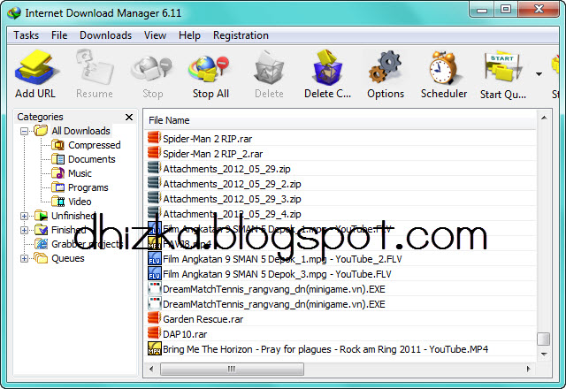Download idm 611 build 5 final full patch