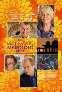 The Best Exotic Marigold Hotel (2011 – Judi Dench, Bill Nighy and Maggie Smith)