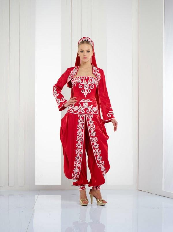 Traditional turkish clothing kaftan turkish traditional