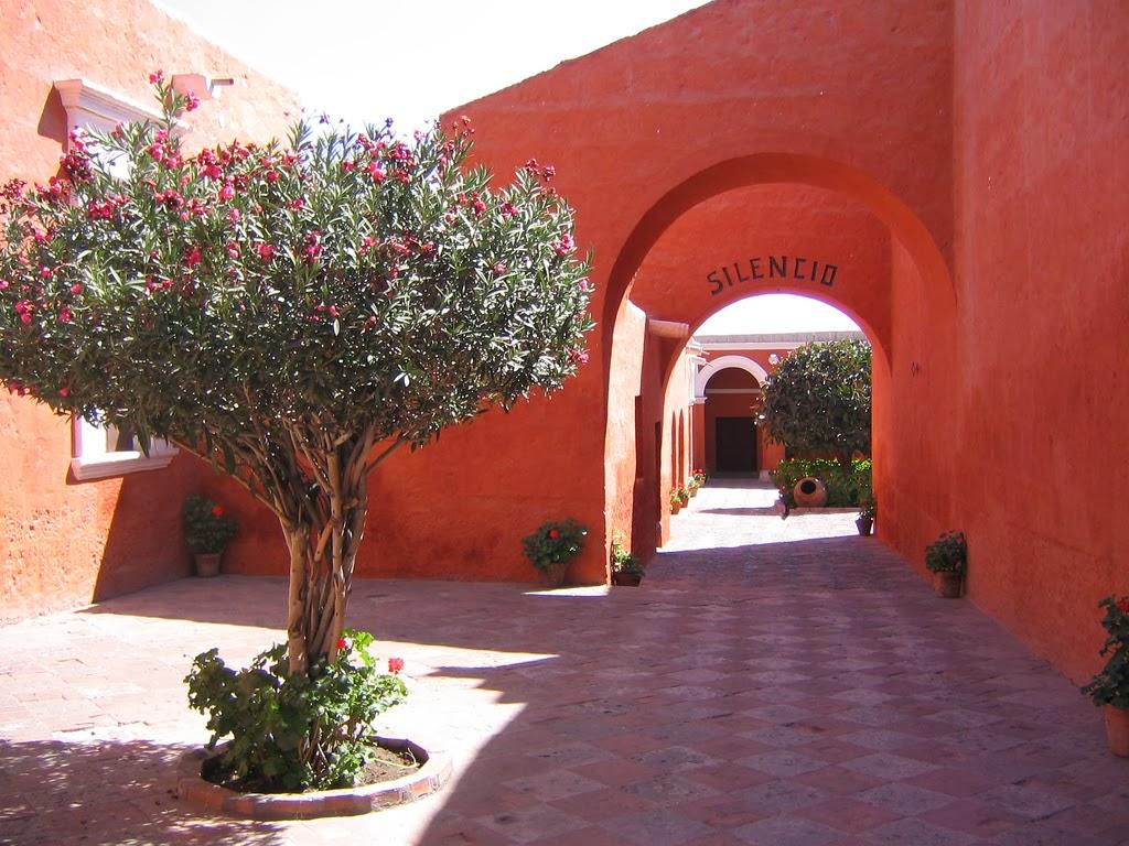 Monasterio Santa Catalina, Arequipa, Peru