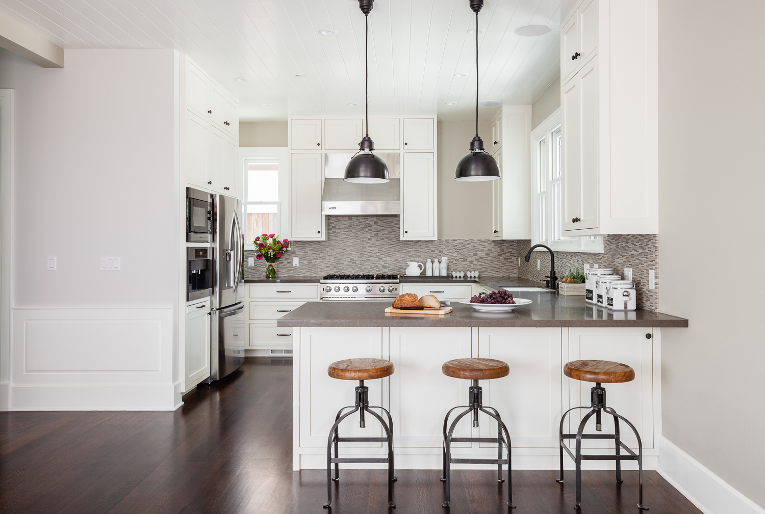 Palo Alto Remodel by Lindsey Chambers kitchen