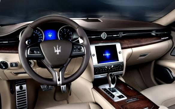 Maserati quattroporte gts specs