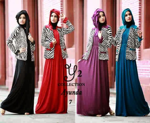 Grosir Baju Muslim Januari 2014