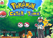 Pokemon Catch Time