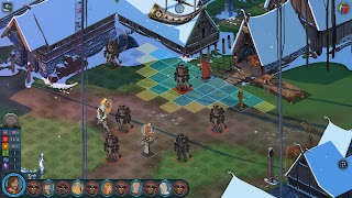Strategy Tactics PC Game The Banner Saga