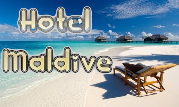 Hotel da Sogno alle Maldive