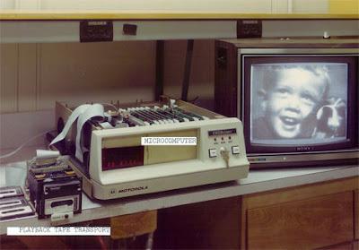 la primera cámara digital del mundo de kodak 1975