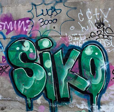 Siko Graffiti Collection By Full Graffiti