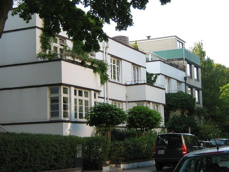 Arte y arquitectura arquitectura moderna primera parte for Arquitectura moderna