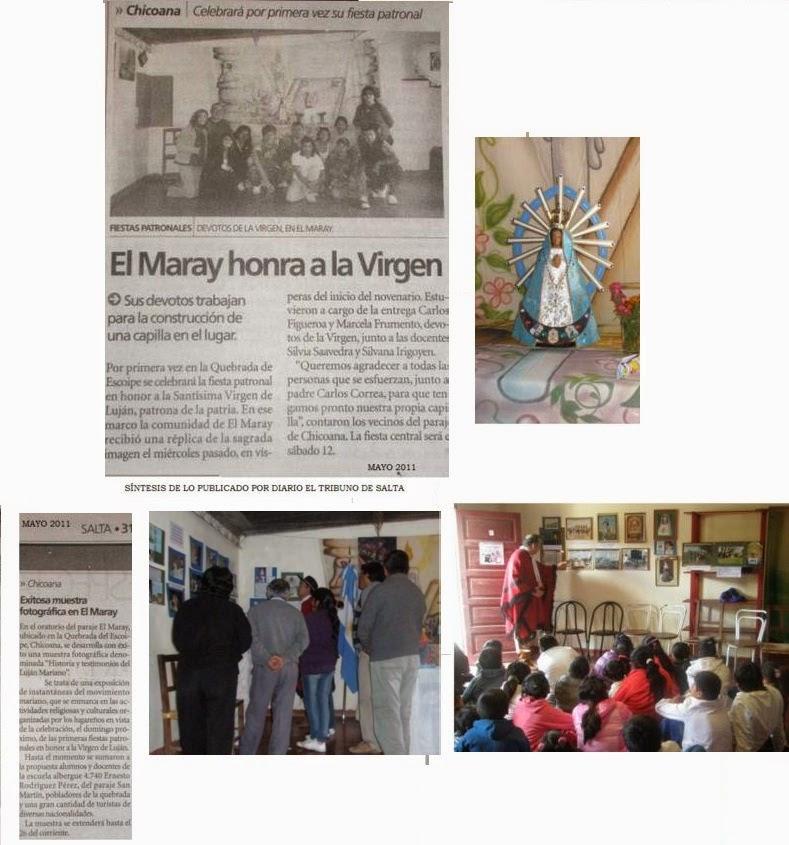 LUJÁN EN EL MARAY, SALTA