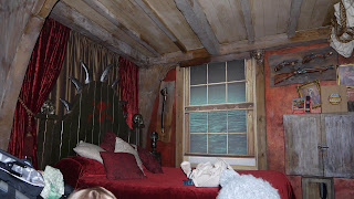 Alton Towers Pirate Suite
