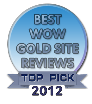 BestWoWGoldSiteReviews Top Pick 2012