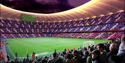 perspectiva interna estádio valencia