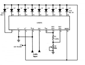 Komponen Dasar Elektronika Ic also Tl084 Audio  pressor Agc Circuit together with Lm386 Audio  lifier Circuit Description as well Crystal Oscillator with CMOS Inverter 16494 besides 2 Transistor Electronic Siren Circuit. on tl084 audio amplifier circuit
