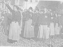 FASCIO FEMMINELE ROMANO COMANDATO DA PIERA FONDELLI