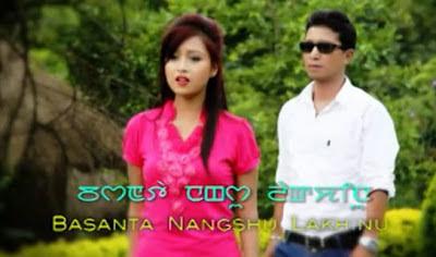 Basanta Nangsu Lakhinu - Manipuri Music Video