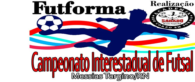 Futforma - Messias Targino/RN