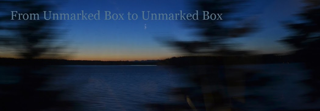 From Unmarked Box to Unmarked Box