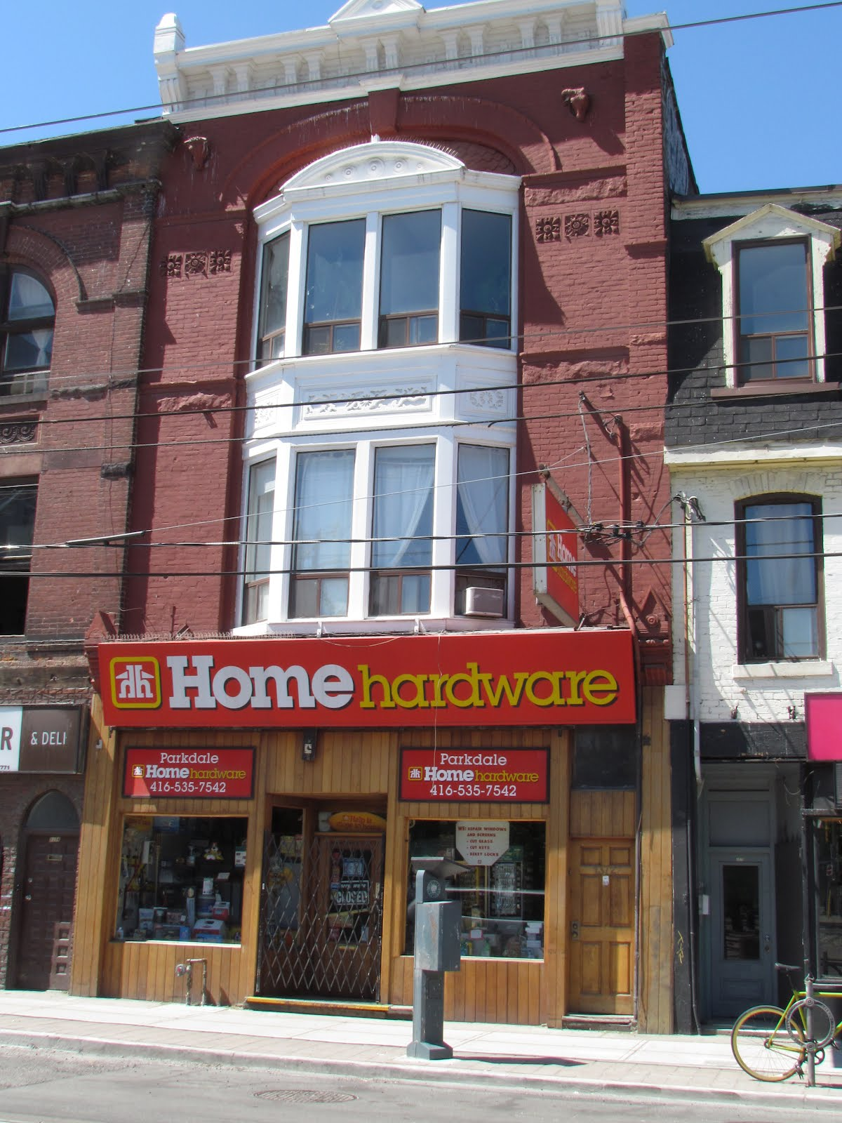 the world of an architectural tour of parkdale