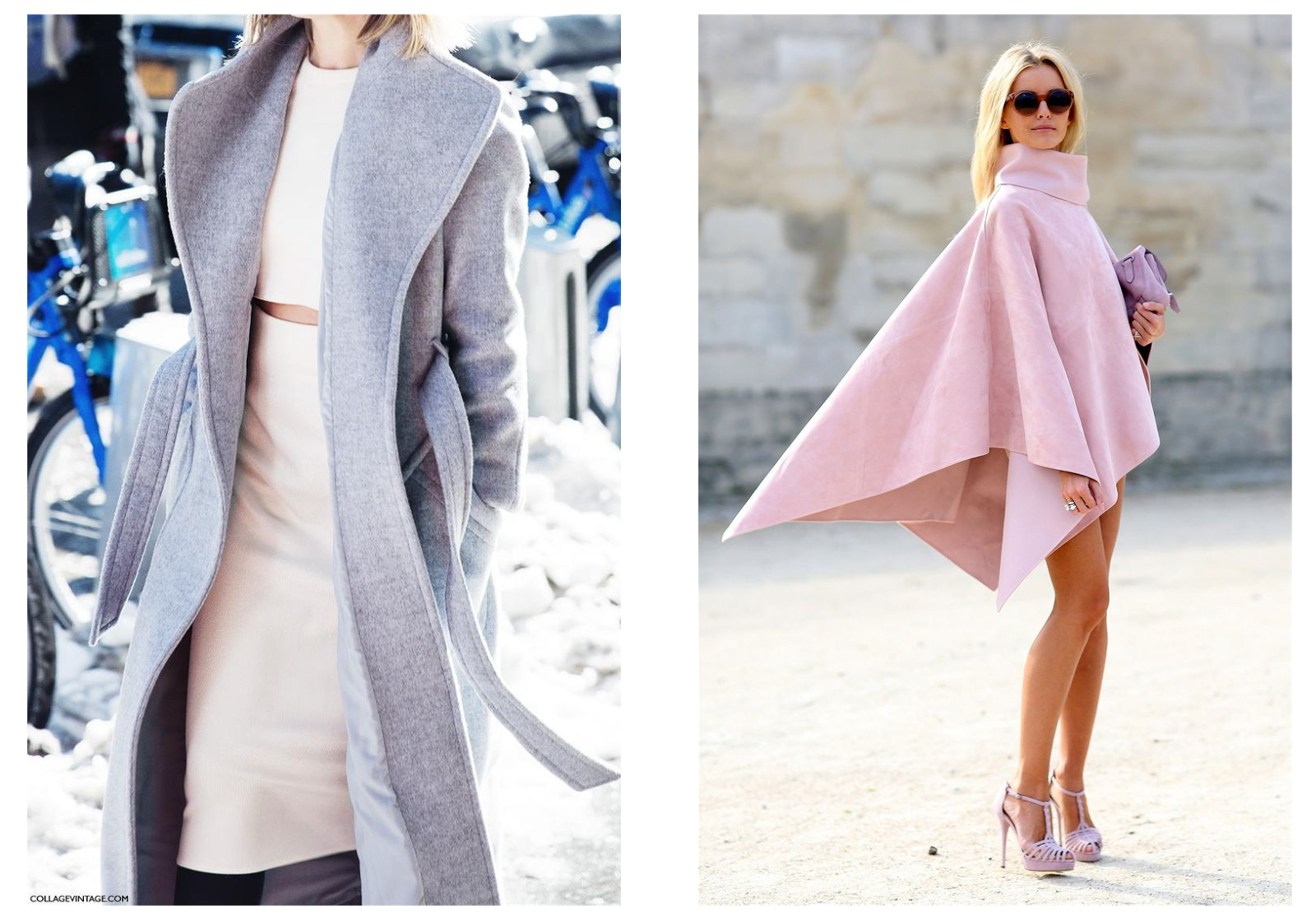 outfit inspiration LFW FW15 | Little Miss Fii