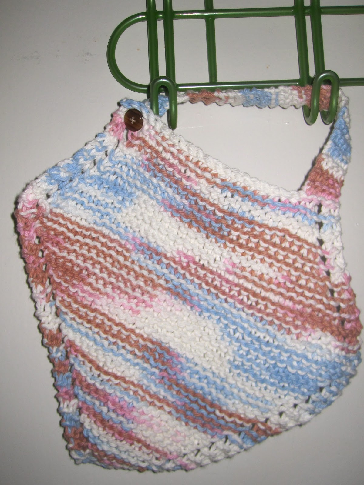 Merin M Collins Grandmothers Favorite Baby Bib A Time To Knit