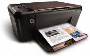 HP Deskjet Ink Advantage K209G Printer Driver Download