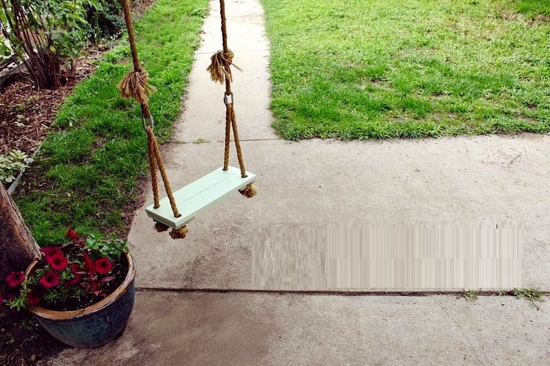 Diy columpio de madera para jardin - Columpios para jardin ...