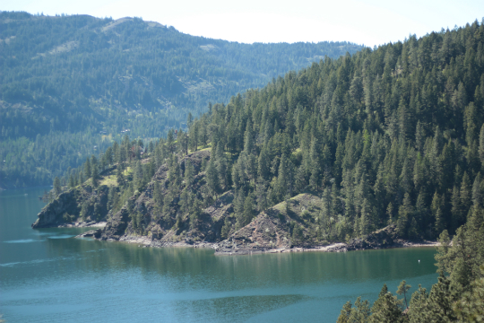 garfield bay sagle idaho