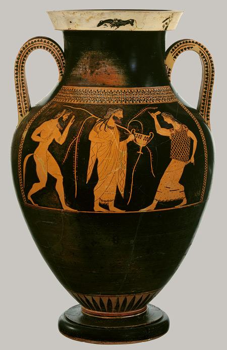 Angls Al Ceip Castell De Santa Gueda Athenian Vase Painting