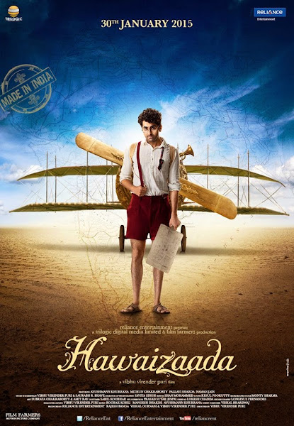 Download Hawaizaada (2015) 720p HD Video Songs