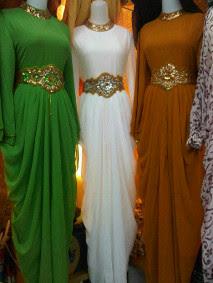 Model Baju Muslim Terbaru 2013