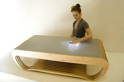 Modern Tables and Creative Table Designs (15) 11