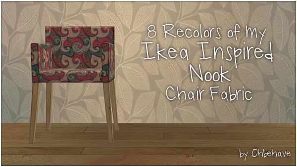 IKEA Inspired Nook Chair RCs  IkeaInspiredNookChairRCs1