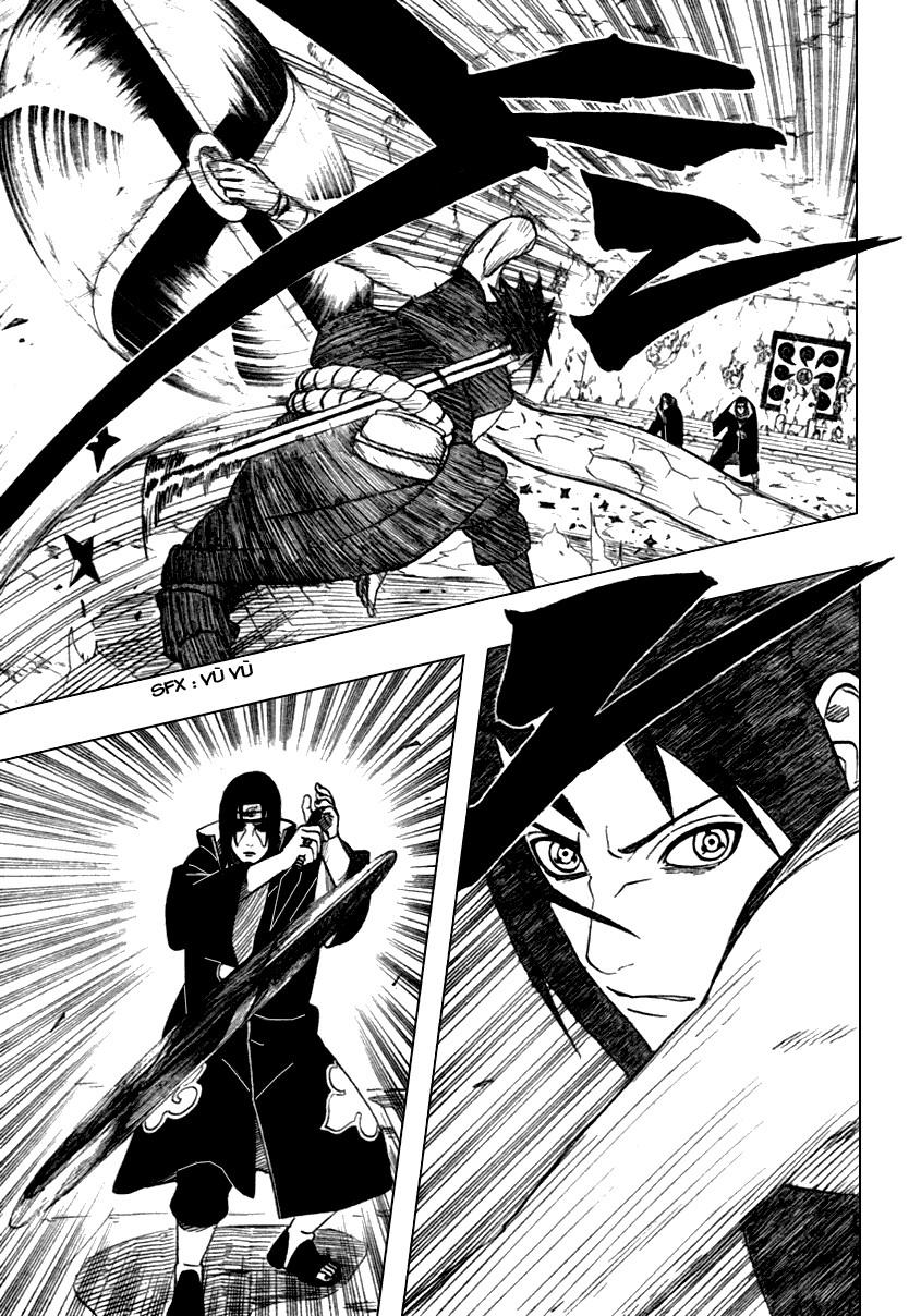 Naruto chap 387 Trang 10 - Mangak.info
