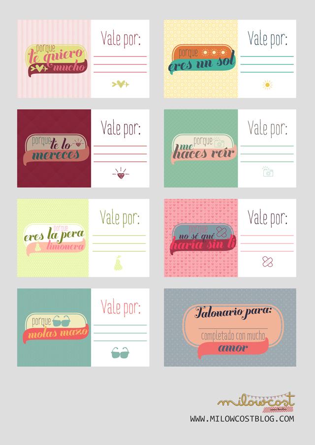 Milowcostblog imprimible talonario de vales for Plantillas mr wonderful