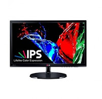 Buy LG IPS LED MONITOR 24EA53VQ at Rs. 13390 : Buytoearn