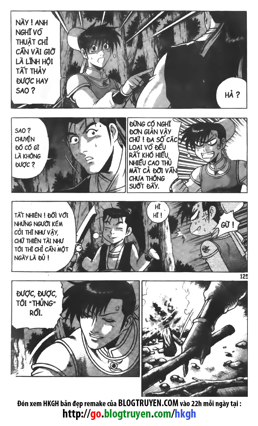 Hiệp Khách Giang Hồ chap 198 Trang 21 - Mangak.info