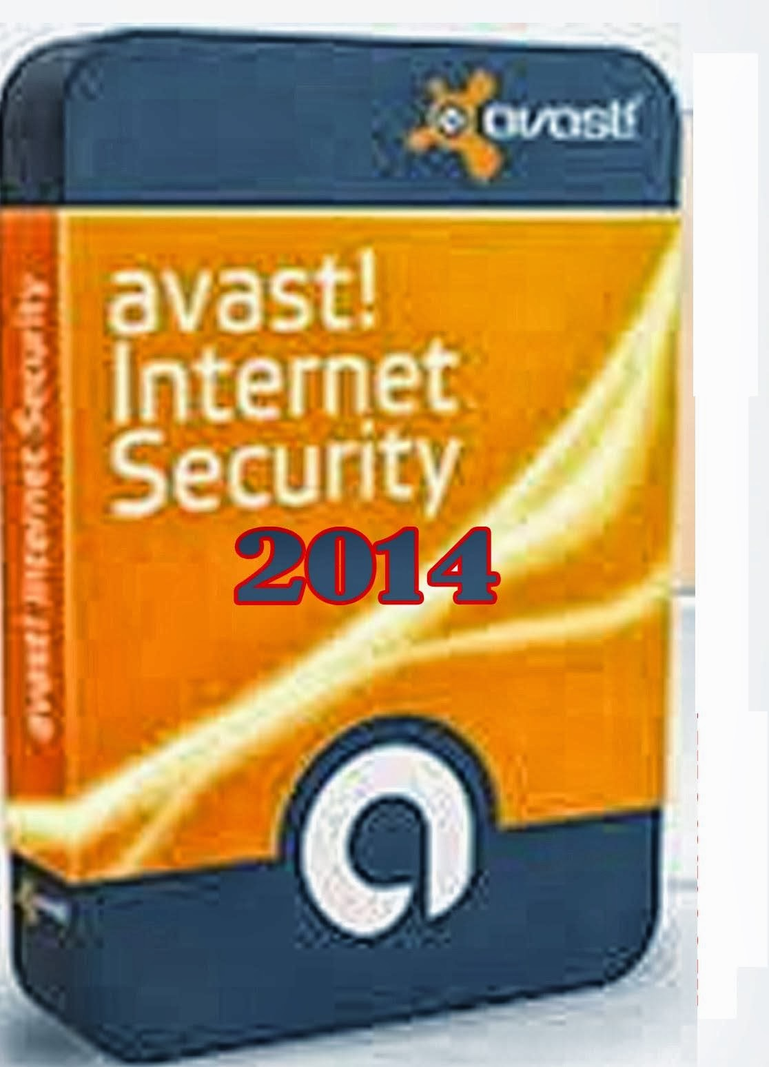 Avast Internet Security 2014.9.0.2006 With License File