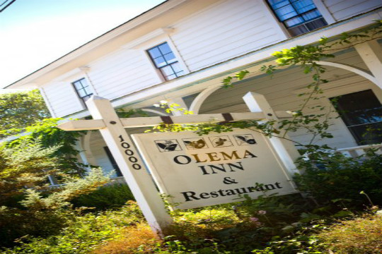 Good Restaurants Olema