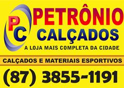 PETRÔNIO CALÇADOS