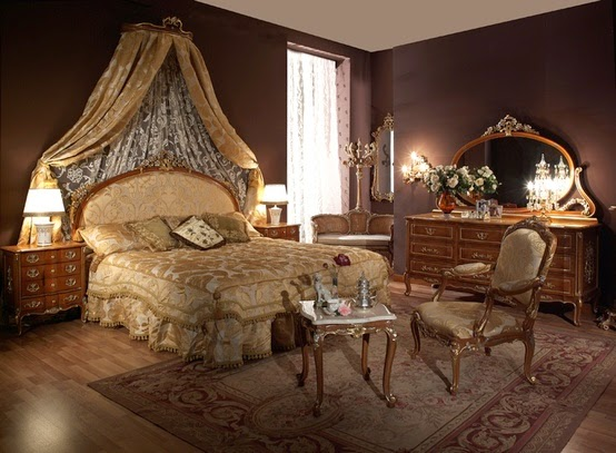 40 Luxury Bedroom Designs In The Italian Style 2015