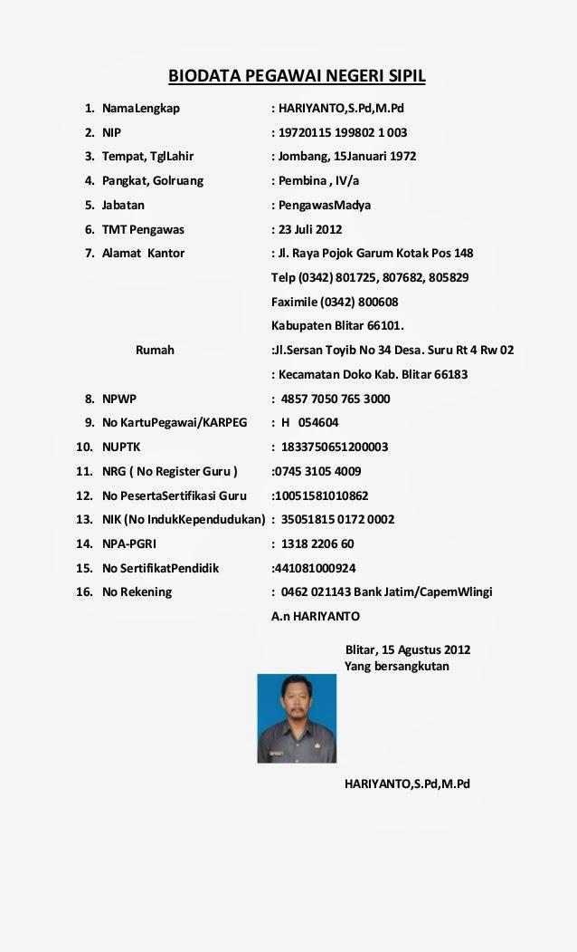 Contoh Biografi Yg Singkat Contoh U