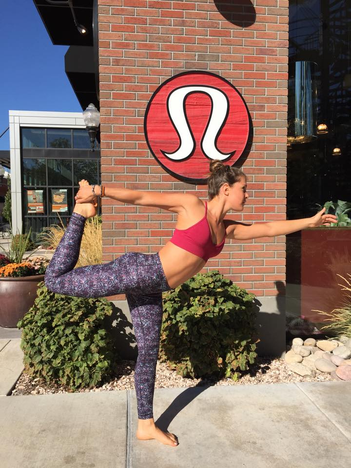 lululemon ebb to street bra rocky-road